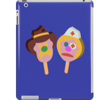 Kill Bubble O' Bill iPad Case/Skin