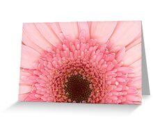Flower - I LOVE Pink Greeting Card