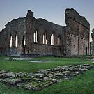 Egglestone Abbey by mountainsandsky
