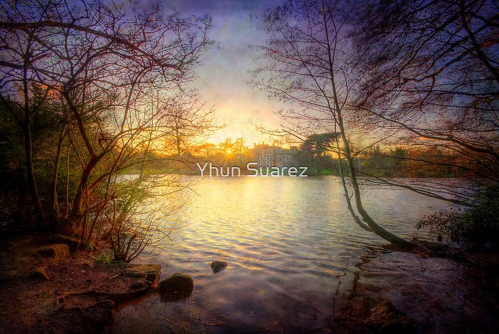 Across The Lake by Yhun Suarez
