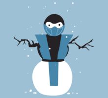 Subzero the Snowman by Jonah Block