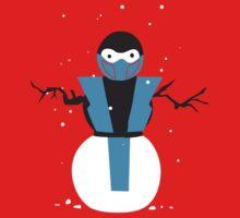Subzero the Snowman Baby Tee