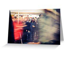 Lomography Movement Greeting Card