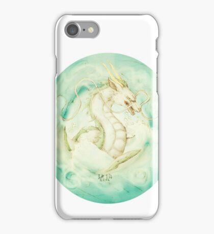 Spirited Away - The Kohaku River iPhone Case/Skin