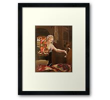Cup of Life Framed Print