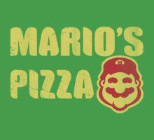 Mario's Pizza Kids Tee