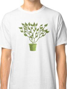 Tree Of Life - Green Classic T-Shirt