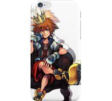 Kingdom Hearts - King Sora iPhone Case/Skin