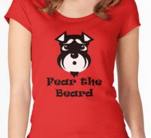Fear the Beard Women's Fitted Scoop T-Shirt