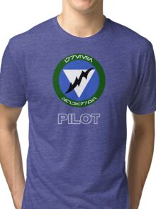 Green Squadron - Star Wars Veteran Series Tri-blend T-Shirt