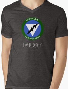 Green Squadron - Star Wars Veteran Series Mens V-Neck T-Shirt