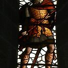 Stained Glass From Wallace Monument, Stirling, Scotland (2) by MagsWilliamson