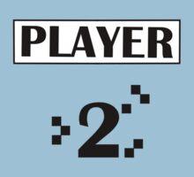 PLAYER 2 Kids Tee