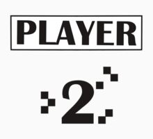 PLAYER 2 Kids Tee