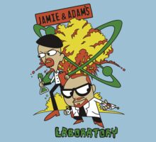 Jamie and Adam's Lab by mbecks114