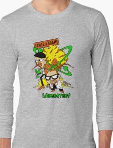 Jamie and Adam's Lab Long Sleeve T-Shirt
