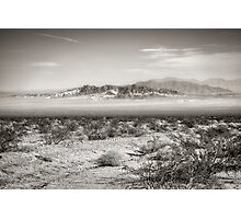 Magnificent Desolation Photographic Print