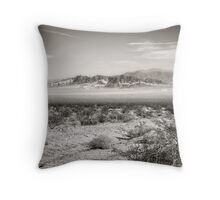 Magnificent Desolation Throw Pillow