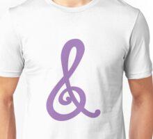 Octavia cutie mark sticker  Unisex T-Shirt