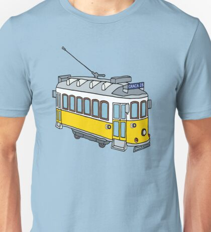 Hello from Lisbon Unisex T-Shirt