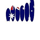 Australian Surfboards by Craig Stronner