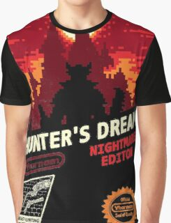 HUNTER'S DREAM Graphic T-Shirt