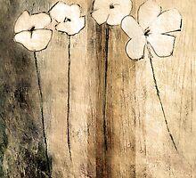flower by lamadeart
