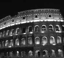 Roman Colosseum by GeorgeBuxbaum