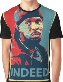 Omar Indeed Graphic T-Shirt