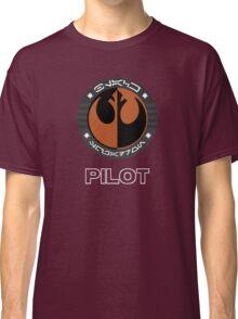 Star Wars Episode VII - Black Squadron (Resistance) - Star Wars Veteran Series Classic T-Shirt