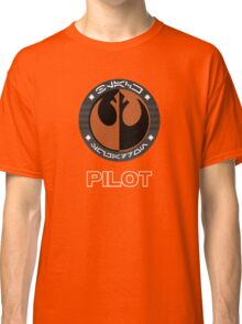 Star Wars Episode VII - Black Squadron (Resistance) - Star Wars Veteran Series Classic T-Shirt