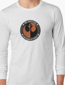 Star Wars Episode VII - Black Squadron (Resistance) - Star Wars Veteran Series Long Sleeve T-Shirt