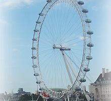 The London Eye by ImmChriss