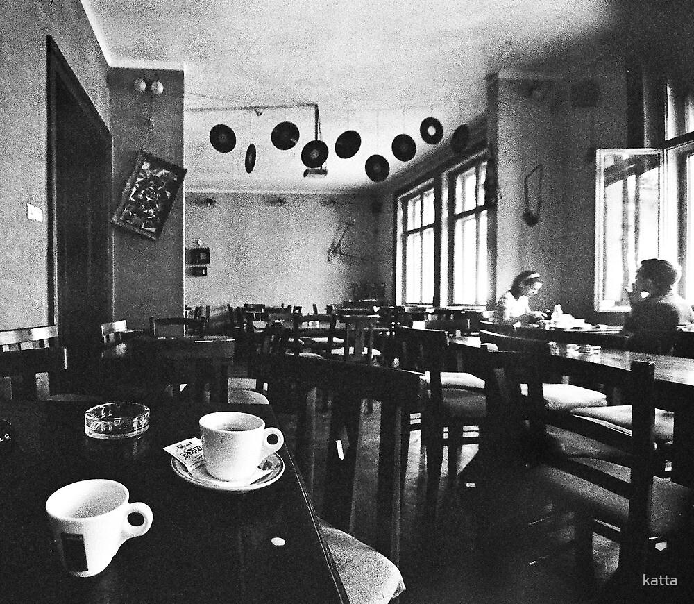 last coffee by katta