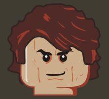 Anakin Skywalker by Brickthing