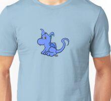 Cute Blue Dragon Unisex T-Shirt