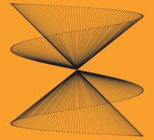 Lissajous XXV by Rupert Russell