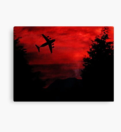 Nobody Knows the Trouble--I Have Seen Canvas Print
