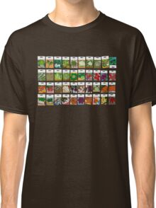 Vegetable seeds pattern Classic T-Shirt