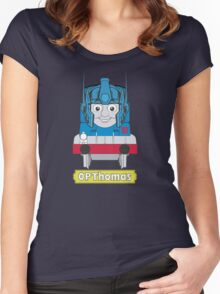 OPThomas Prime  Women's Fitted Scoop T-Shirt