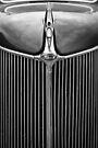 Old Ford V8 by Sean Farrow