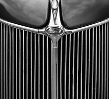 Old Ford V8 by Sean Farrow