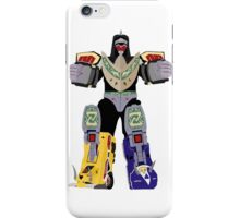 Power Rangers Dragon Megazord iPhone Case/Skin
