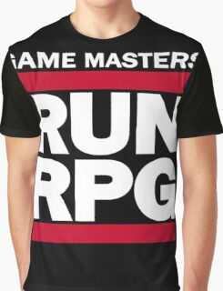 RUN RPGs Graphic T-Shirt