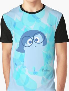 Inside Out - Sadness Graphic T-Shirt