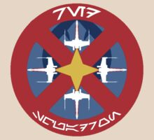 Red Squadron - Insignia Series by cobra312004