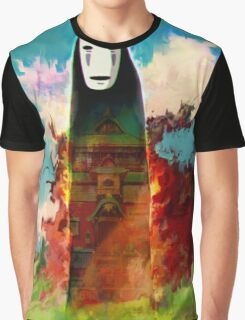 spirited away. no face Graphic T-Shirt