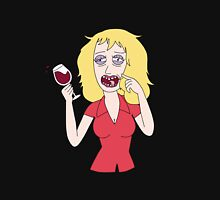 Drunk Beth - Rick and Morty Unisex T-Shirt