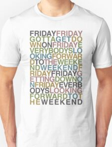 Friday - Rebecca Black T-Shirt