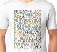 Friday - Rebecca Black Unisex T-Shirt
